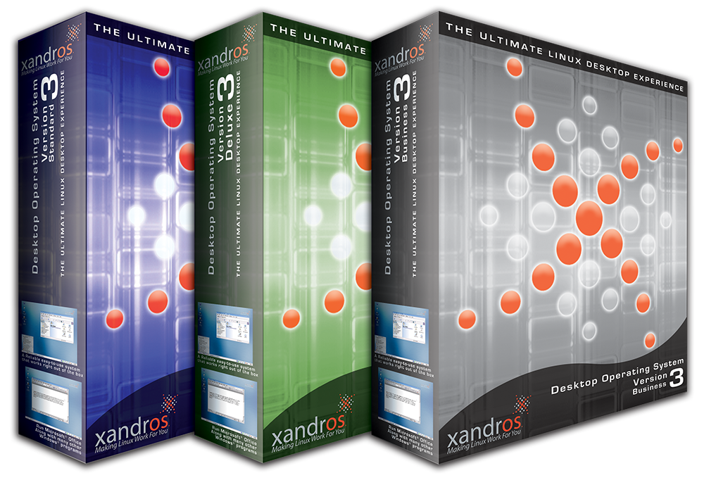 Xandros Packaging