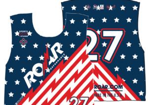 Roar Lacrosse Jersey