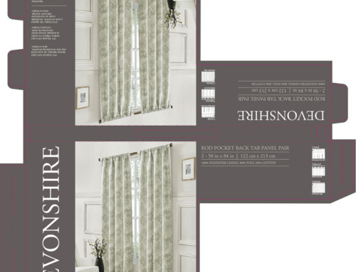 Devonshire Curtains